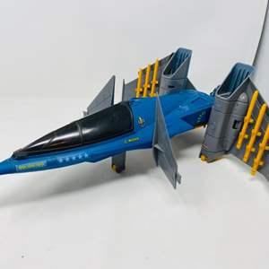 Lot #25 - 1990 Hasbro G. I. Joe Cobra Hurricane VTOL
