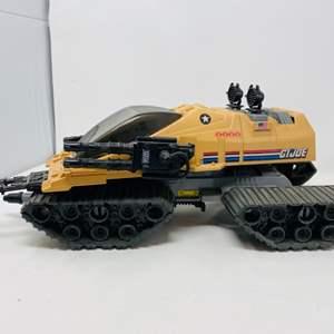 Lot #27 - Vintage 1989 Hasbro G. I. Joe Cobra Raider Vehicle