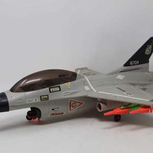 Lot #165 - Vintage Hasbro 1993 G.I. Joe Cobra Ghost Striker F-16