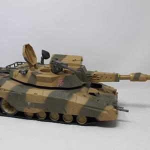 Lot #167 - G.I. Joe Patriot Grizzly Tank Vehicle 2003