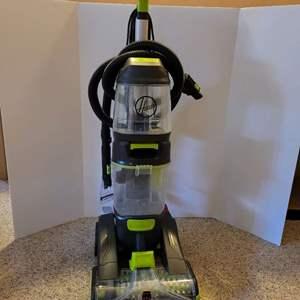 Lot #206 - Hoover Dual Power Max Pet Carpet Cleaner