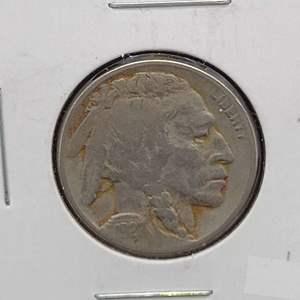 Lot 42 - 1927-D  Buffalo Nickel