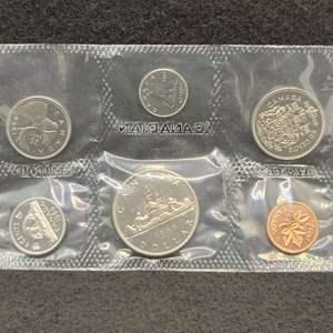 Lot 68 - 1968 Royal Canadian Mint Coin Set