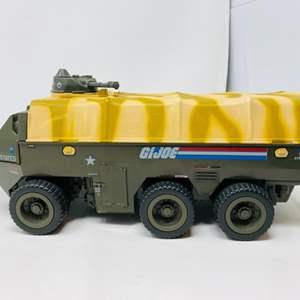 Lot #3 -  Hasbro G.I. Joe Vintage 1983 APC (Amphibious Personnel Carrier)
