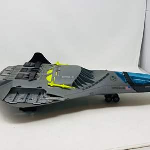 Lot #11 -  Hasbro G.I. Joe Phantom X-19 Stealth Fighter