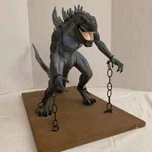 Lot #63 - 1998 Trendmasters Ultimate Godzilla Loose