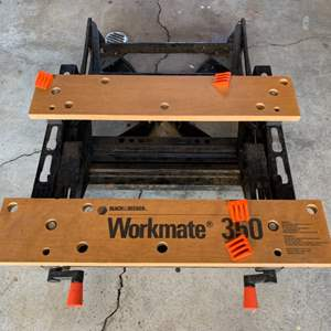 Lot #227 -  Black & Decker Workmate 350 Portable Workbench