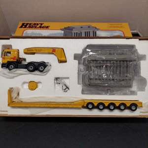 Lot# 90 - Corgi CC12003 Man 6x4 Loader with Generator- Nederhoff 1:50 Scale