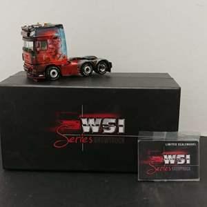 Lot# 112 - WSI #05-0030 DAF XF 105 SSC 6x2 * Reich * 1:50