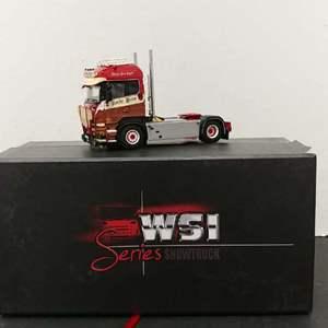 Lot# 113 - WSI Show Truck Series #05-0045 Scania Streamline Highline 4x2 * Nordic Dreams * 1:50