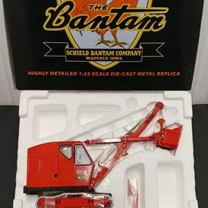 Lot# 190 - SpecCast # Con001 Bantam C-35 Shovel * 1:25