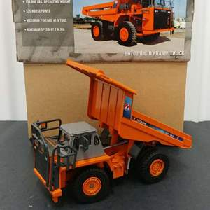 Lot# 206 - Ertl #15708-1HD EH700 Rigid Frame Truck * Hitachi * 1:50