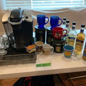Lot# 54 - Coffee anyone?