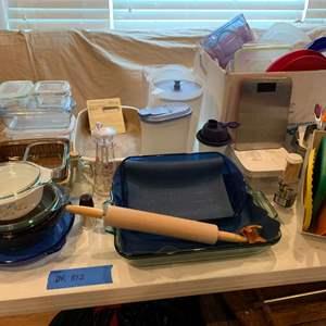 Lot# 55 -Kitchen Essentials