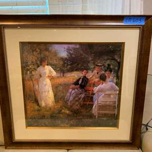 Lot# 58 - Tarbell Picture