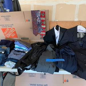 Lot# 73 - Tuxedo and Clothes