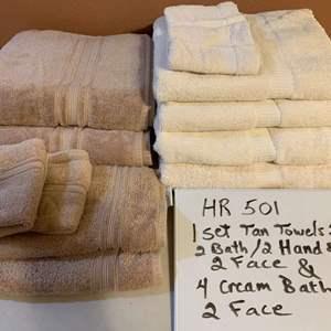 Lot# 78 - Towels