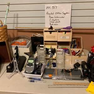 Lot# 93 - Office Supplies
