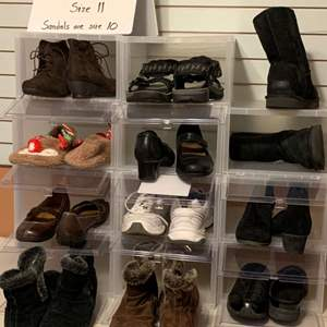 Lot# 96 - Boots & Shoes