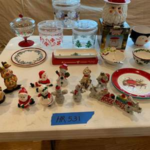 Lot# 107 - Holiday Time