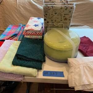 Lot# 113 - Tablecloths