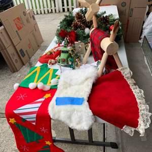 Lot# 133 - Christmas Galore