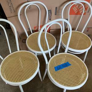 Lot# 143 - Patio chairs