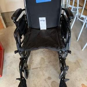 """Lot# 144 - """"Drive"""" Wheelchair"""