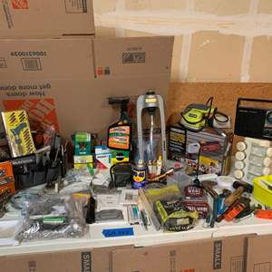 Lot# 163 - Tool Shop