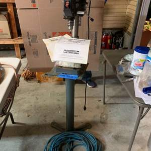 Lot# 177 - Drill Press