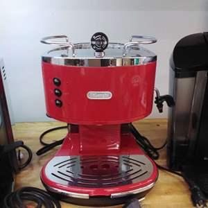 Lot #EL20 - DeLonghi Espresso Machine