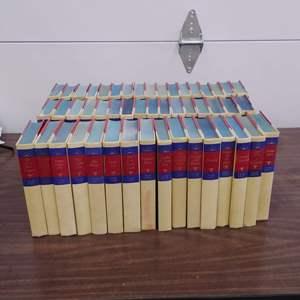 Lot #EL84 - Books! A Large Lot of  Hardback Zane Grey Novels