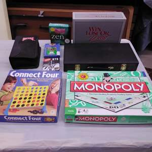 Lot #EL86 - Variety of Games