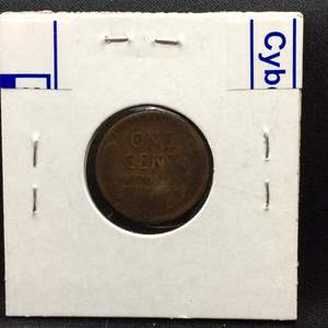 Lot 92- 1911D Lincoln Wheat Penny