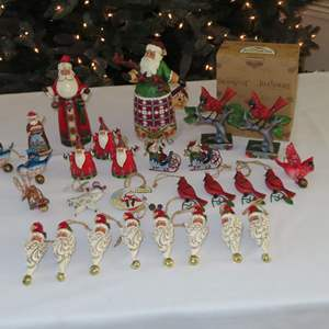 Auction Thumbnail for: Lot 188 - Ornaments and More - All by Jim Shore
