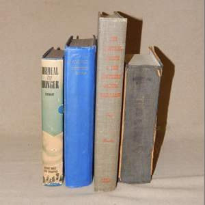 Auction Thumbnail for: Lot 93 - Four Hardbound Books - All Autographed by Author, with Stephen King