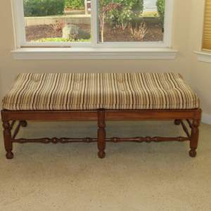 Auction Thumbnail for: Lot 30 - Vintage Bench