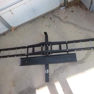 Auction Thumbnail for: Lot 86 - Hitch Carrier for Scooter or Small Motorcycle