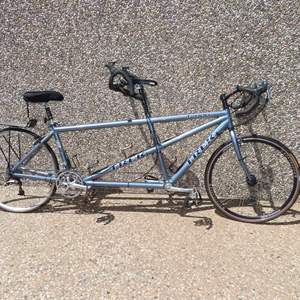Auction Thumbnail for: Lot 43 - Modern Trek Tandem Bicycle - Very Good Condition
