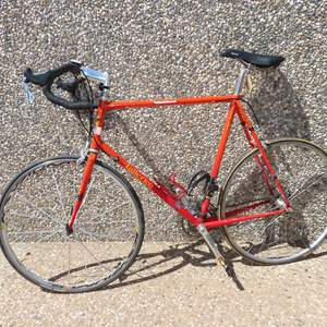Auction Thumbnail for: Lot 45 - Very Lightweight Vintage Custom Road Bike by Tallerico