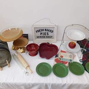 Auction Thumbnail for: Lot 54 - Pie Lot