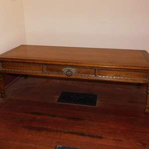 Auction Thumbnail for: Lot 125 - Vintage Coffee Table