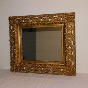 Auction Thumbnail for: Lot 39 - Beautiful Antique Mirror