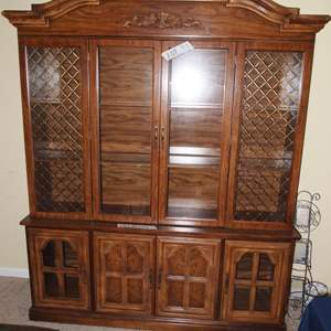 Auction Thumbnail for: Lot 97 - China Cabinet