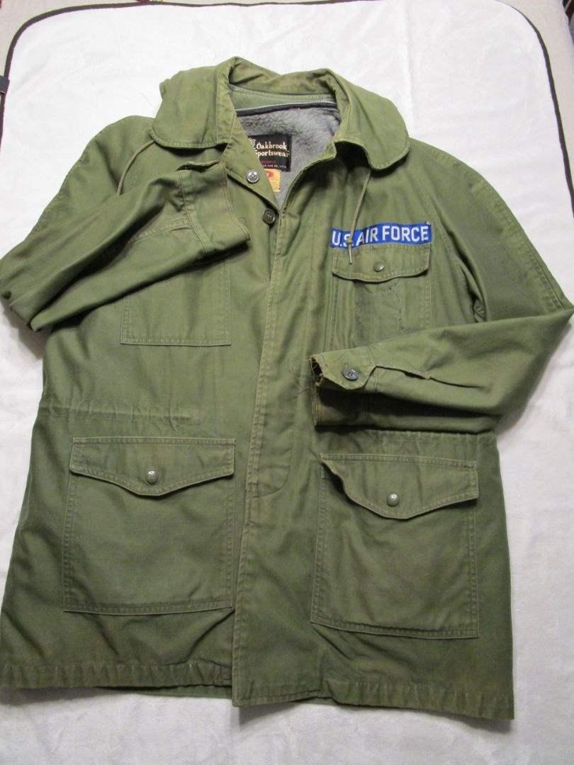Lot # 81 - U.S. Air Force Jacket (main image)