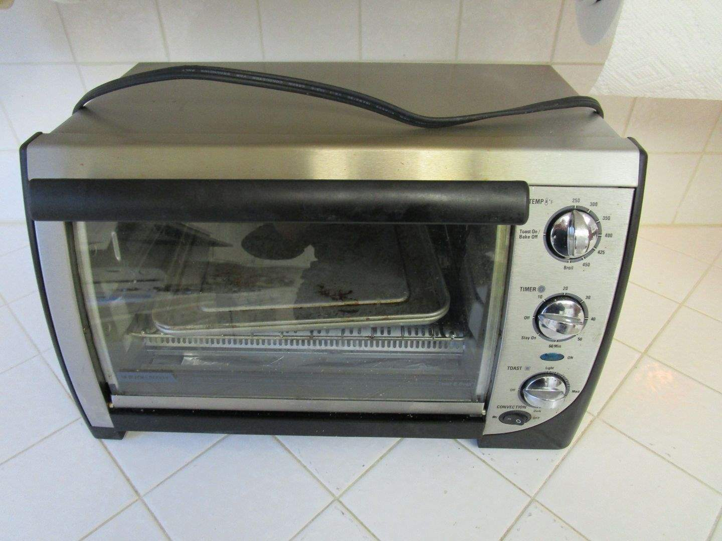 Lot # 86 - Toaster Oven by Black and Decker (main image)