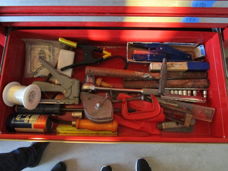 Lot # 178 - Craftsman Drawer 5 Contents (main image)