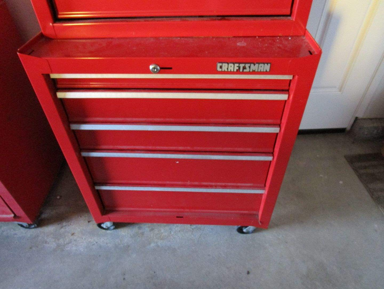 Lot # 179 - Craftsman Tool Box Lower Cabinet (main image)