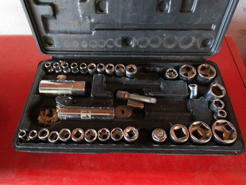 Lot # 193 - Socket Sets (main image)