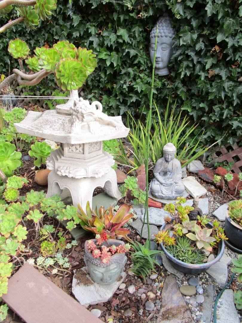Lot # 243 - Garden Art Lot (main image)